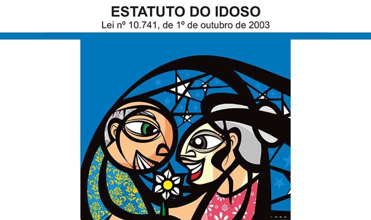 <strong> Capa da &quot;Revista dos Direitos da Pessoa Idosa&quot;, </strong> editada pelo Minist&eacute;rio dos&nbsp;Direitos Humanos