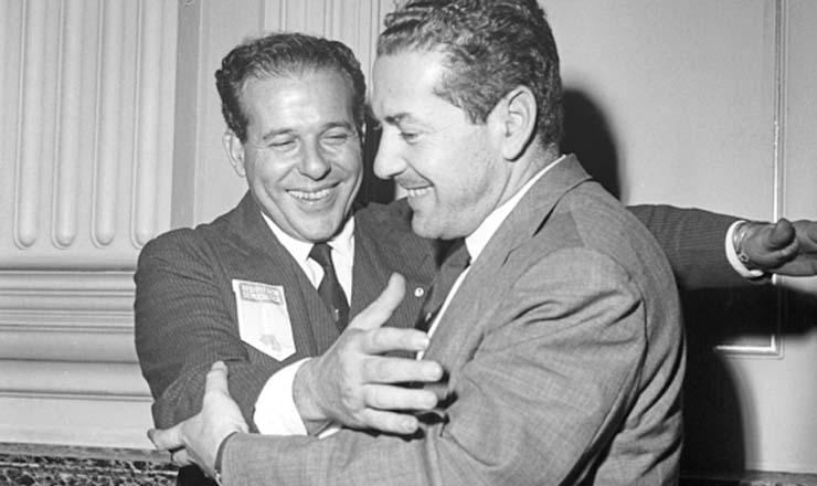 <strong> Brizola liderou a campanha</strong> da legalidade para garantir a posse de Jo&atilde;o Goulart em 1961