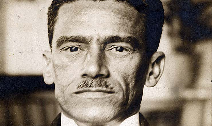 <strong> O vice-presidente da Rep&uacute;blica, Melo Viana</strong> , na &eacute;poca do incidente em Montes Claros