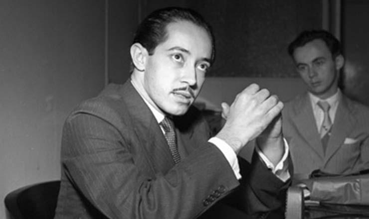 <strong> O deputado Wilson Leite Passos, </strong> autor do pedido de impeachment contra Get&uacute;lio Vargas<strong> </strong>