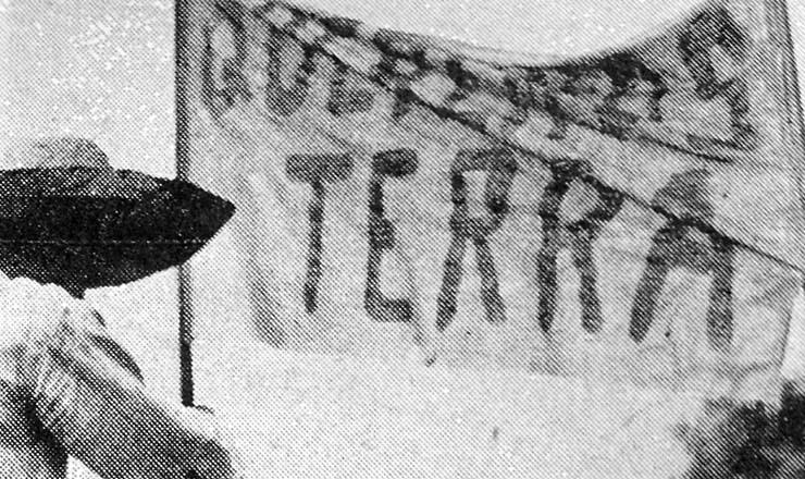 <strong> Trabalhador </strong> rural do Master, em 1962
