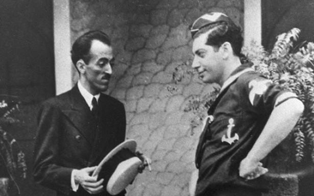 <strong> Lamartine Babo</strong> <strong> e Almirante</strong> , nos anos 1930