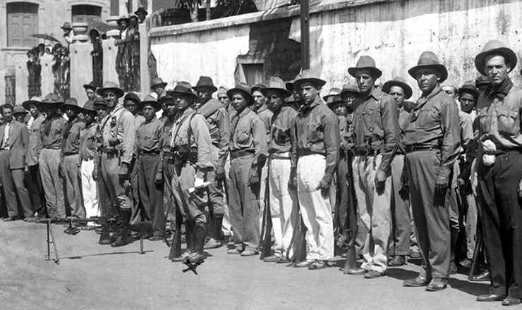 <strong> Batalhão Raul Soares</strong> re&uacute;ne-se&nbsp;na cidade mineira de Varginha&nbsp;