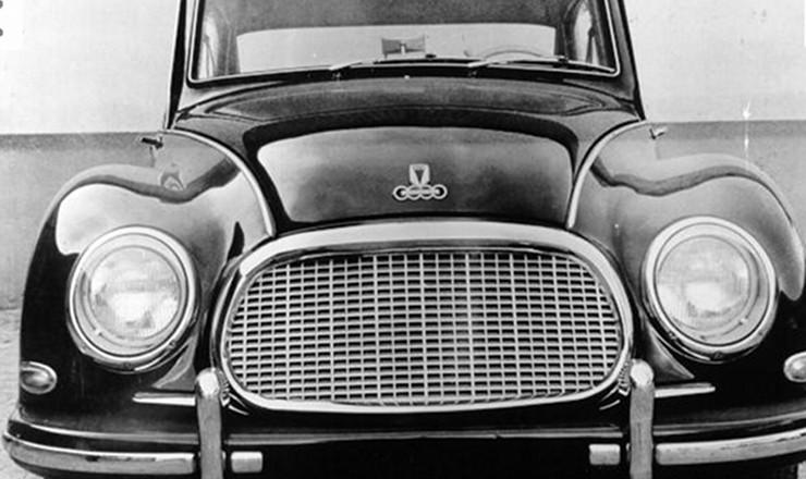 <strong> Ve&iacute;culo produzido pela Vemag:</strong> a aposta na ind&uacute;stria automobil&iacute;stica foi uma marca do governo JK  &nbsp;