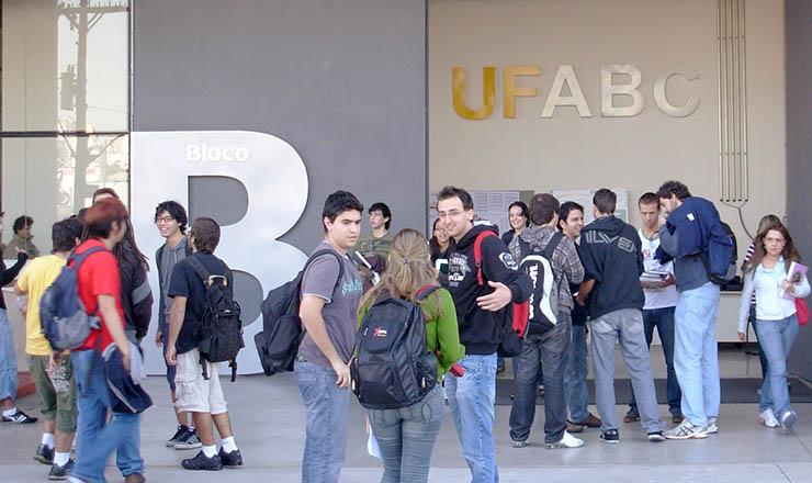<strong> Universidade Federal do ABC: </strong> construída segundo a política nacional de expansão da universidades federais