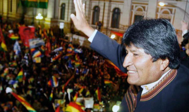 <strong> Evo Morales: </strong> de l&iacute;der dos &quot;cocaleros&quot; a presidente&nbsp;da Bol&iacute;via&nbsp;