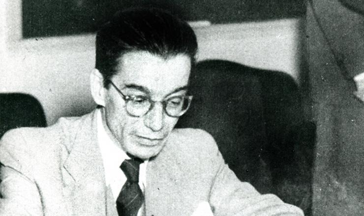 <strong> Anísio Teixeira, </strong> personagem central na história da educação no Brasil