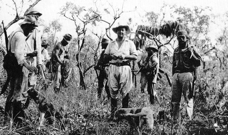 <strong> Expedição</strong> Roncador-Xingu