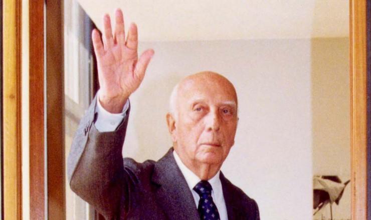 <strong> Deputado Ulysses Guimar&atilde;es,</strong> pol&iacute;tico que liderou os principais movimentos pela redemocratiza&ccedil;&atilde;o do pa&iacute;s  &nbsp;