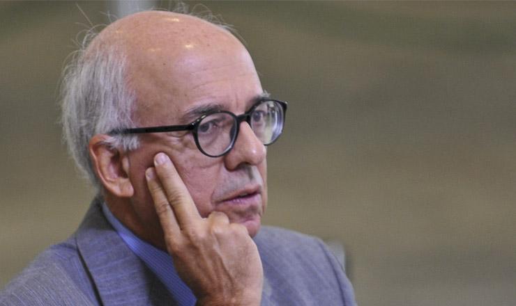 <strong> Claudio Fonteles, procurador-geral da Rep&uacute;blica </strong> nomeado pelo presidente Lula em 2003