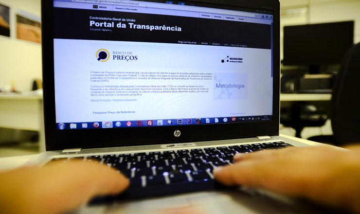 <strong> O Portal da Transpar&ecirc;ncia permite </strong> a&nbsp;qualquer cidad&atilde;o com acesso &agrave; internet fiscalizar a aplica&ccedil;&atilde;o dos recursos federais