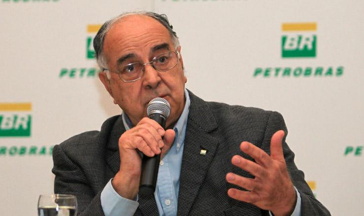 <strong> Guilherme Estrella, </strong> diretor da Petrobras  &nbsp;