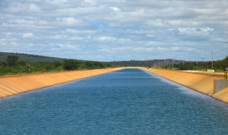<strong> Projeto de irriga&ccedil;&atilde;o do Baixio do Irec&ecirc; (BA)</strong> , que levar&aacute; &aacute;gua do rio S&atilde;o Francisco a projetos agr&iacute;colas da regi&atilde;o