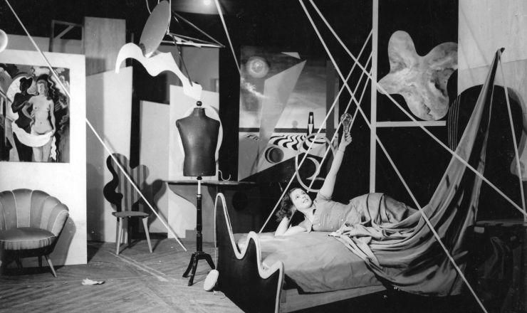 <strong> &nbsp;Cena de &quot;A Inconveni&ecirc;ncia de Ser Esposa&quot;, </strong> de Silveira Sampaio, que estreou no TBC com grande sucesso em 1949&nbsp;