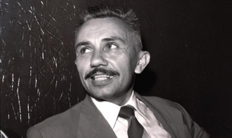 <strong> O comunista dissidente </strong> Jo&atilde;o Amazonas em 1958