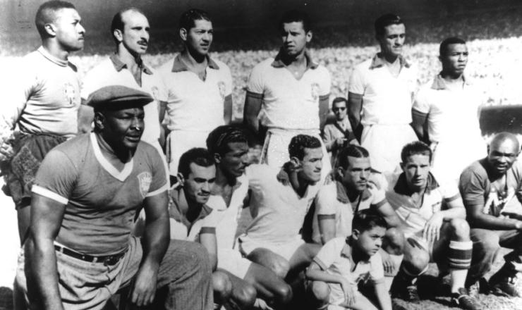 <strong> Sele&ccedil;&atilde;o Brasileira </strong> de 1950