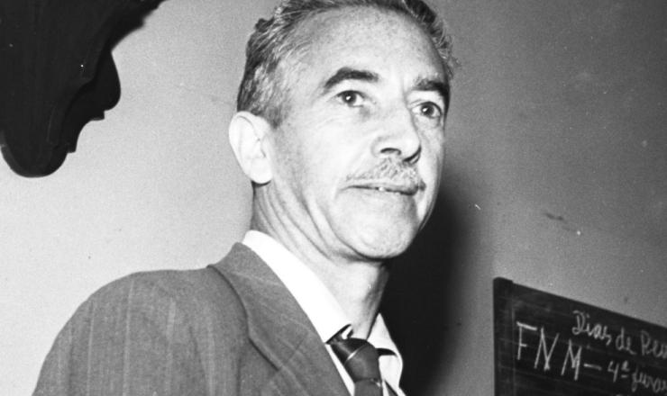 <strong> O dirigente do PCB Apol&ocirc;nio Pinto de Carvalho</strong> em 1959