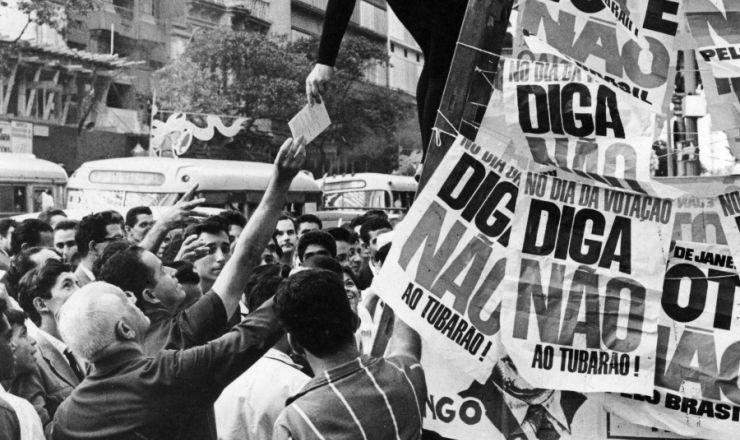 <strong> Propaganda de rejei&ccedil;&atilde;o ao parlamentarismo</strong> &nbsp;no Rio de Janeiro