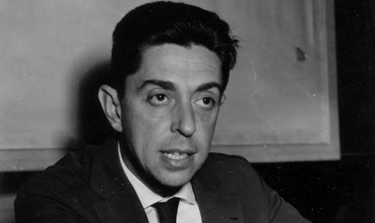 <strong> O filósofo Roland Corbisier, </strong> primeiro diretor-executivo do Iseb