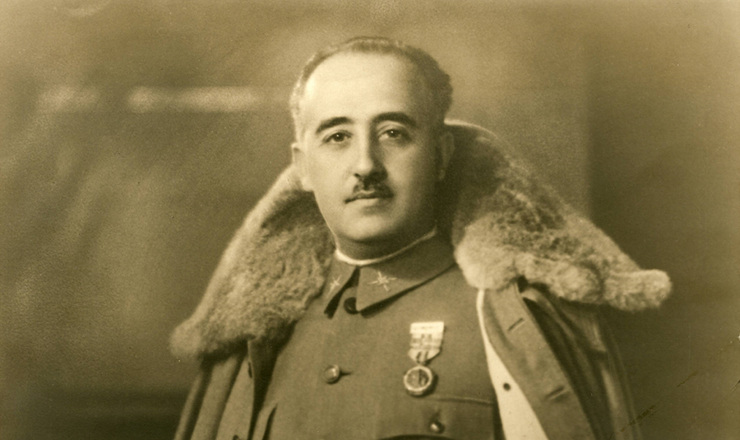 <strong> Francisco Franco</strong>