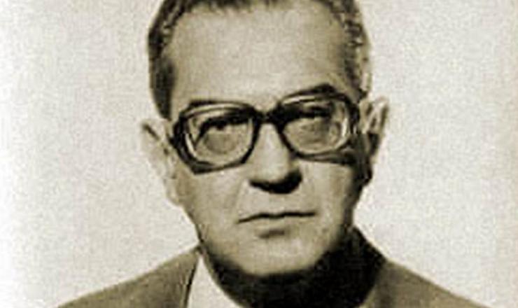 O escritor e advogado <strong> Raymundo Faoro</strong>