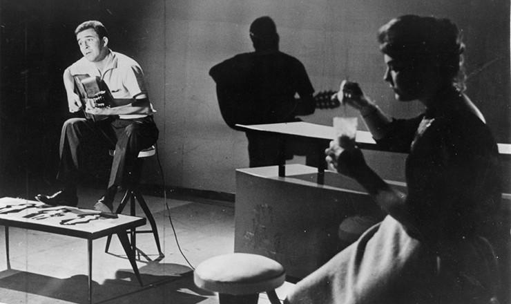 <strong> Jo&atilde;o Gilberto </strong> em 1959