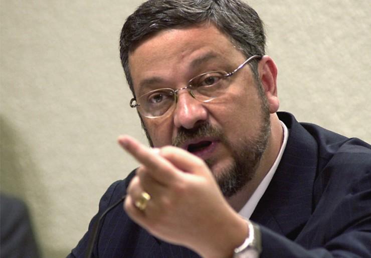 <strong> O ex-ministro Antonio Palocci: </strong> demitido ap&oacute;s den&uacute;ncias