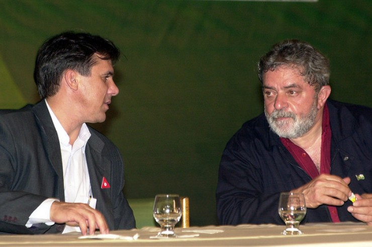 <strong> Lula em Olinda, </strong> na abertura da 2ªConferência Nacional de Segurança Alimentar e Nutricional, 2004