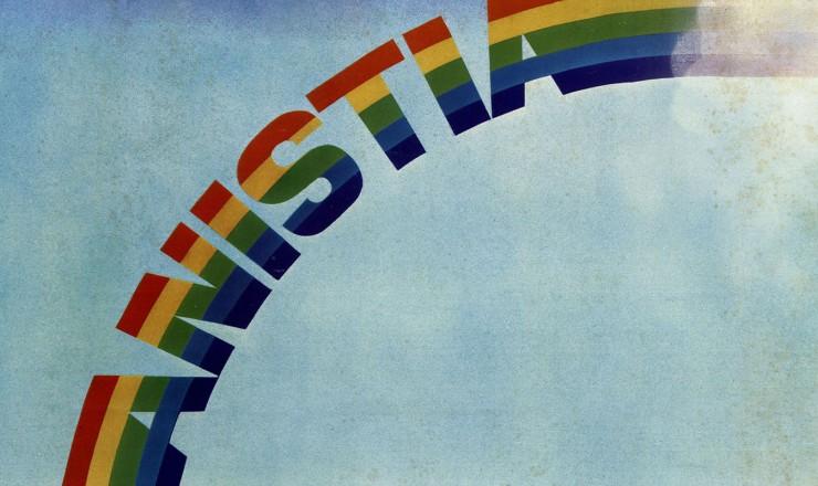 <strong> O CBA da Bahia e o MFPA</strong> (Movimento Feminino pela Anista) fizeram este cartaz em parceria
