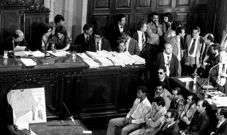 <strong> Tribunal do Júri que condenou</strong> os envolvidos no assassinato do procurador