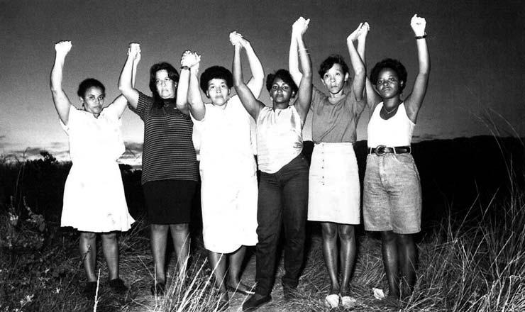 <strong> Mulheres do grupo As M&atilde;es de Acari,</strong> que lutaram para reencontrar seus filhos desaparecidos e por justi&ccedil;a; o crime prescreveu em 2010  &nbsp;