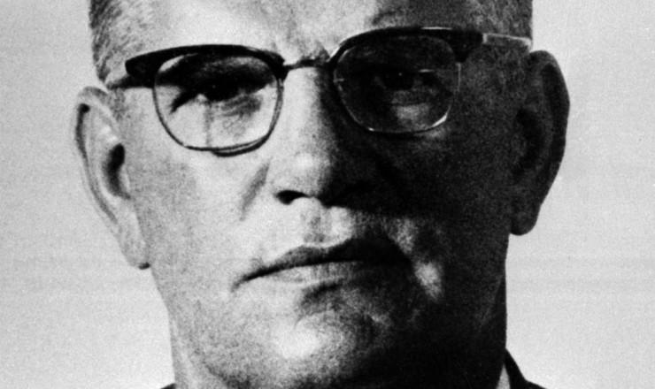 <strong> O agente da CIA</strong> Dan Mitrione, que ensinou técnicas de tortura no Brasil e no Uruguai