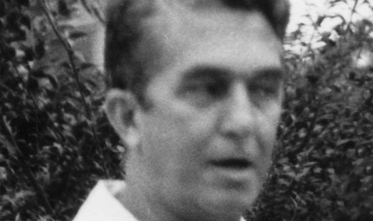 <strong> Elson Costa, </strong> preso em janeiro de 1975, desaparecido
