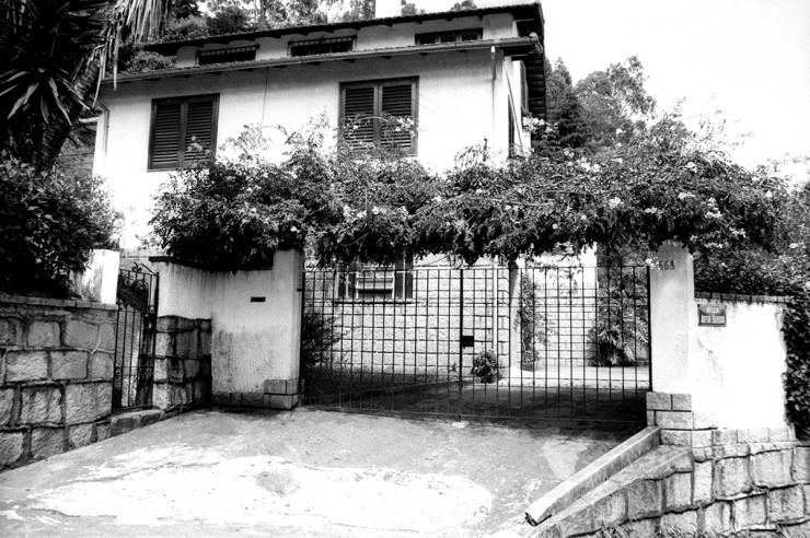<strong> Casa da Morte, </strong> centro de pris&atilde;o, tortura e assassinatos mantido pelo DOI-Codi do Rio em Petrópolis