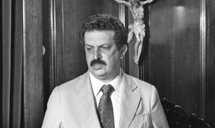 <strong> Delegado Romeu Tuma, </strong> &uacute;ltimo chefe do Dops paulista, foi nomeado para a PF, para onde levou os arquivos da repress&atilde;o