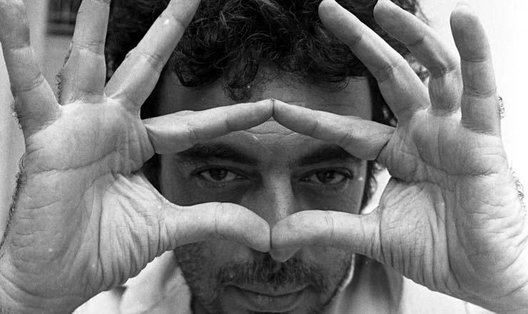<strong> Glauber Rocha,</strong> expoente do Cinema Novo, diretor de &quot;Deus e o Diabo na Terra do Sol&quot;<br /> &nbsp;