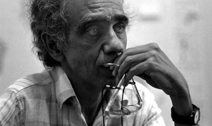 <strong> Herbert de Souza,</strong> o Betinho, um dos líderes da Ação Popular (AP)