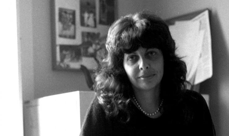 <strong> Lucia Murat, diretora do filme, </strong> que também foi torturada no DOI-Codi e ficou detida por três anos e meio
