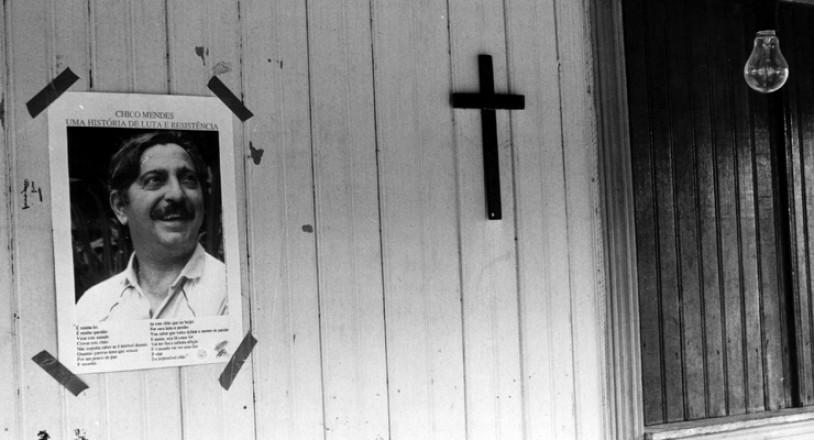 <strong> Local onde foi assassinado</strong> o l&iacute;der seringueiro; na casa, foi criada a Funda&ccedil;&atilde;o Chico Mendes