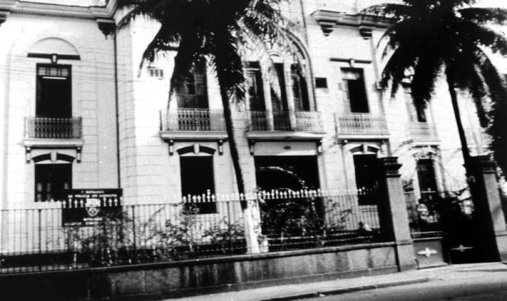 <strong> Sede do DOI-Codi do Rio</strong> de Janeiro, instalada no quartel da Pol&iacute;cia do Ex&eacute;rcito, no bairro da Tijuca&nbsp;