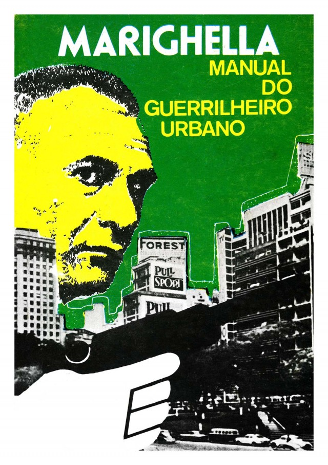 """""""Manual do Guerrilheiro Urbano"""", trabalho de Carlos Marighella utilizado por guerrilheiros ao redor do mundo"""