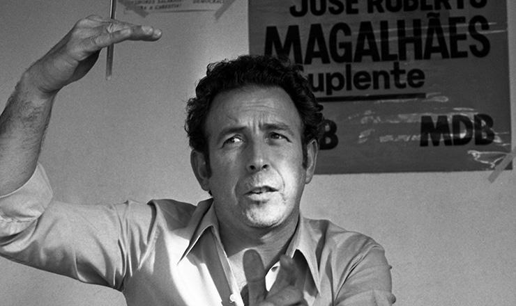 <strong> Benedito Marc&iacute;lio </strong> &ndash; Foi presidente do Sindicato dos Metal&uacute;rgicos de Santo Andr&eacute; (SP) por 13 anos, de 1967 a 1980, l&iacute;der da categoria nas greves de 1978 a 1980 e um dos fundadores do PT