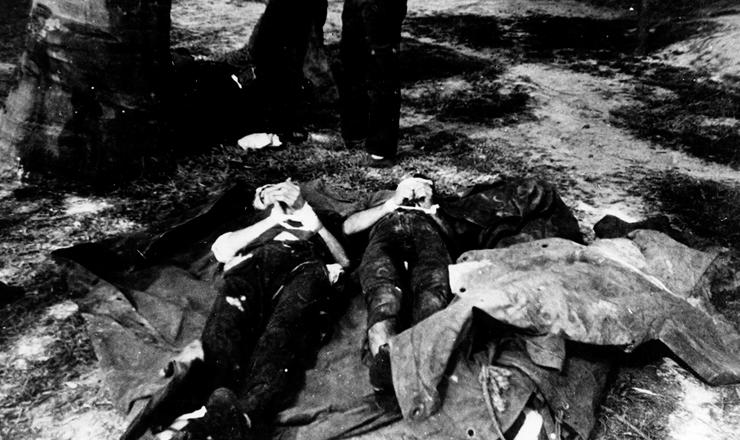 <strong> Guerrilheiros do PCdoB </strong> mortos na regi&atilde;o do rio Araguaia<strong> &nbsp;&nbsp;</strong>