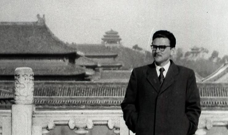 <strong> Mario Alves,</strong> do Partido Comunista Brasileiro Revolucionário (PCBR), em Pequim