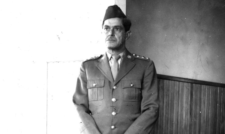 <strong> Coronel Jefferson Cardim Os&oacute;rio, </strong> do Movimento Nacional Revolucion&aacute;rio (MNR)
