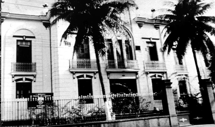 <strong> Quartel da Pol&iacute;cia do Ex&eacute;rcito, </strong> na rua Bar&atilde;o de Mesquita, na Tijuca, onde funcionou o DOI-Codi do Rio de Janeiro&nbsp;