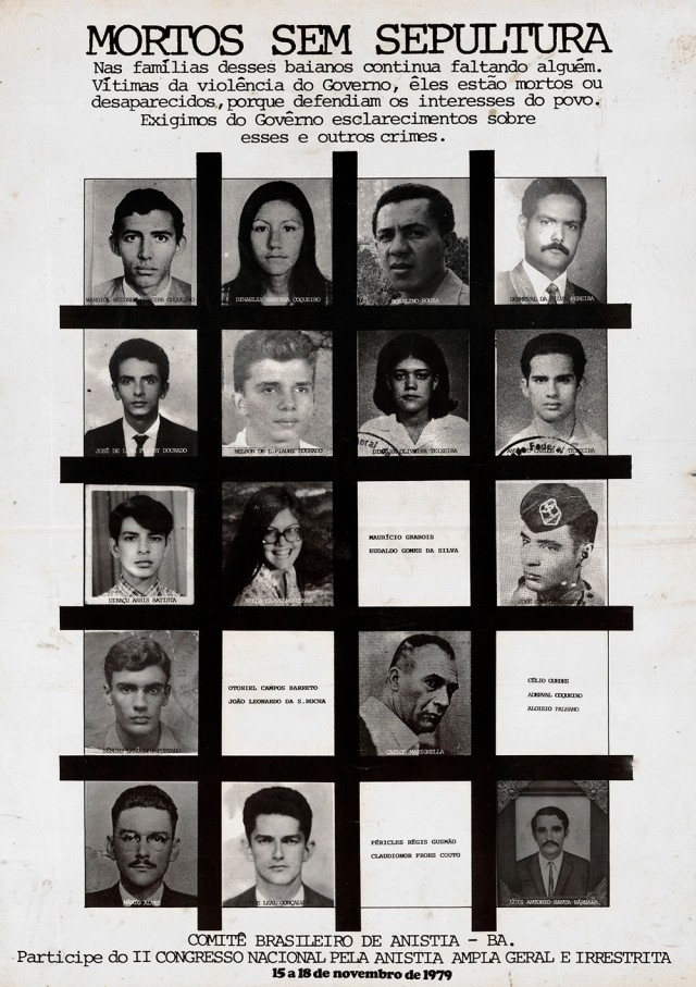 Resultado de imagem para anistia 1979 cartazes