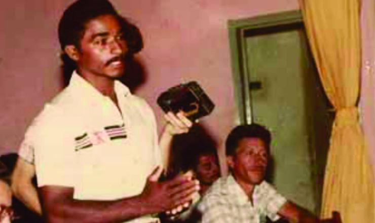 <strong> Manoel Santos</strong> &ndash; Agricultor de Serra Talhada (PE), come&ccedil;ou a milit&acirc;ncia na A&ccedil;&atilde;o Cat&oacute;lica Rural e no Sindicato dos Trabalhadores Rurais de sua cidade, em 1972; fundador da CUT, foi eleito deputado estadual pelo PT em 2010 e em 2014
