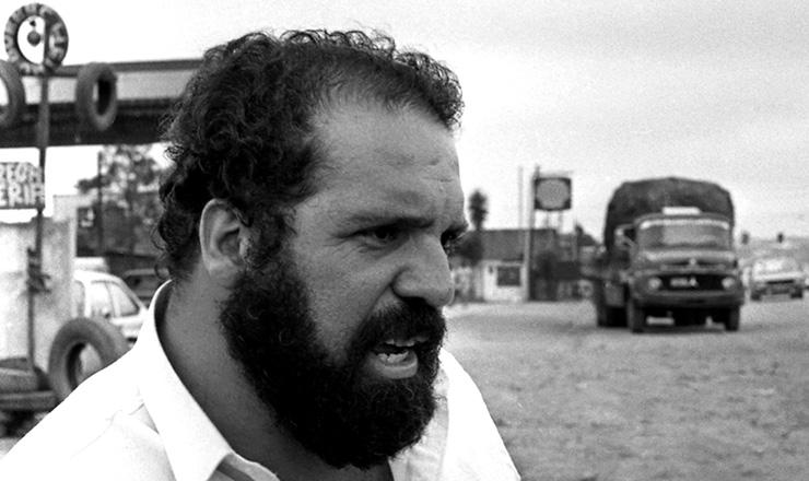 <strong> Gilson Menezes,</strong> funcion&aacute;rio da Scania e sindicalista dos metal&uacute;rgicos de Santo Andr&eacute;