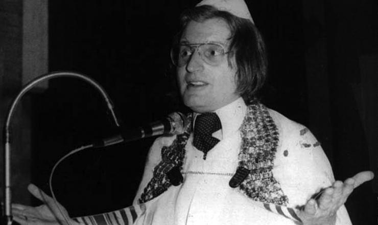 <strong> O rabino Henry Sobel,</strong> coordenador do Projeto Brasil: Nunca Mais; defensor dos direitos humanos, recusou-se a enterrar Vladimir Herzog na ala dos suicidas do cemit&eacute;rio israelita por refutar a vers&atilde;o dos militares